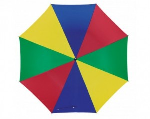 Automatic stick umbrella DISCO