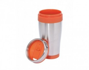 Double-walled travel mug LUNGO