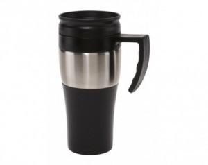 Double-walled cup HOT DRINK