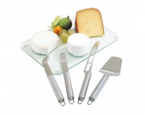 Cheese cutlery set CHEESE