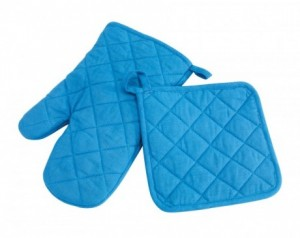 Oven glove set SECURE