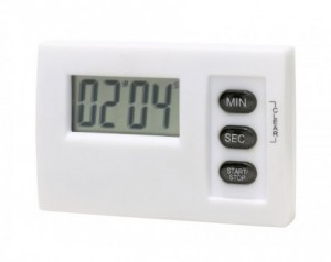 LCD timer MAGNETIC
