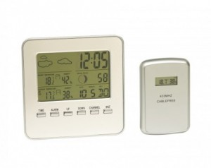 Weather station IN  OUT