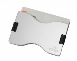 Card protection sleeve LOCK UP
