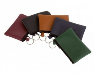 Key pouch HOME, 5 different...