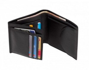 Genuine leather wallet DOW...