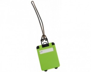 Luggage tag WANDERLUST