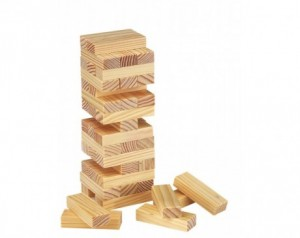 Skill tower game HIGH-RISE