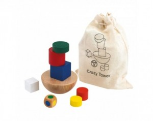 Skill game CRAZY TOWER