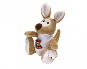 Plush kangaroo JUMPER