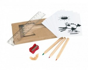Pencil set BEING BUSY