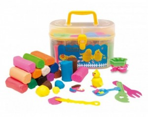 Modelling clay FUNNY ACTIVITY