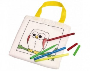 Small cotton bag PAINT YOUR...