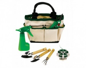 7 piece garden set BOTANIC