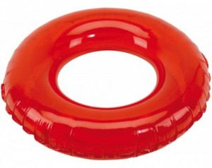 Inflatable swimming ring...