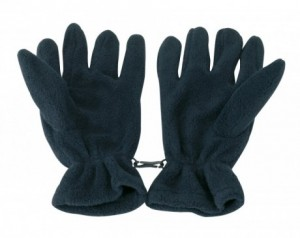 Polar fleece gloves ANTARCTIC