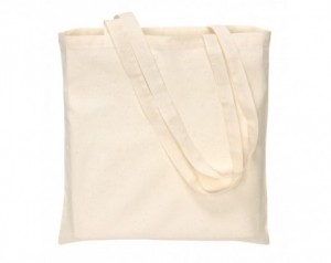 Cotton bag PURE with long...