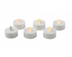 LED Tealight TEA TIME