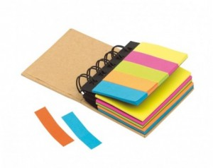 Mini ring binder book MULTI...