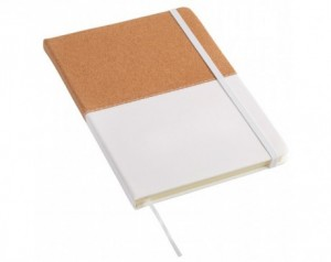 Notebook CORKY in DIN A5 size