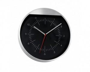 Wall clock ROUNDABOUT