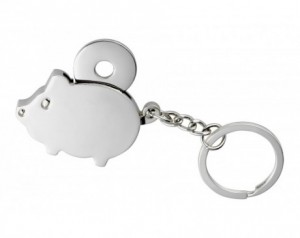 Keyholder with shopping...