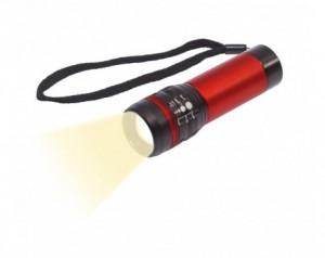 LED torch ZOOM